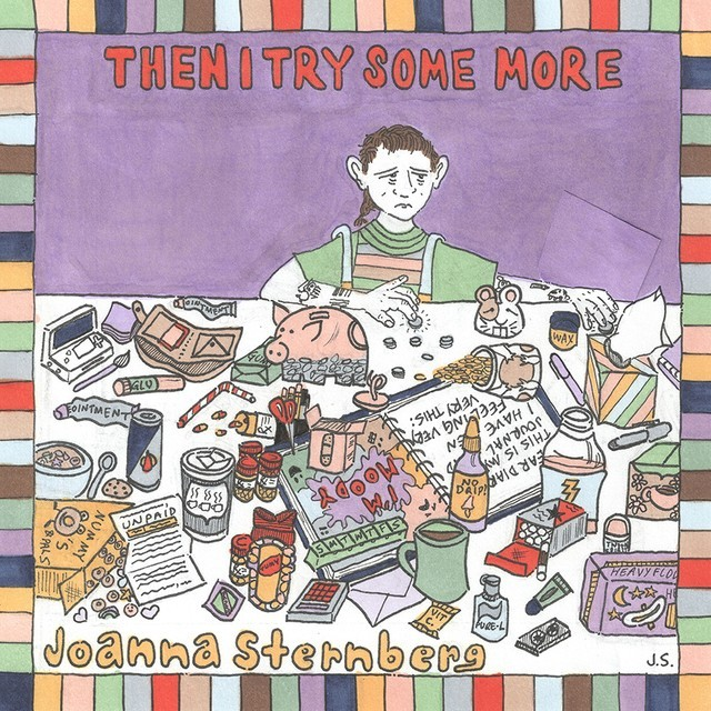"Joanna Sternberg - ""Step Away"""