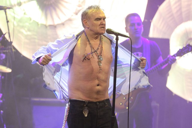 Morrissey Denies He Is Racist, Attacks The Press, And
