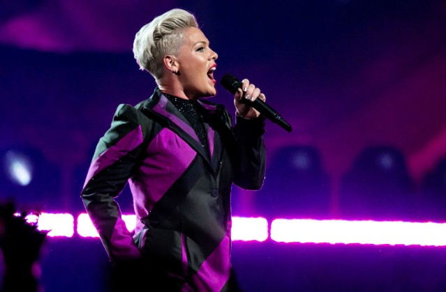 Woman Gives Birth At Pink Concert, Names Baby After Her