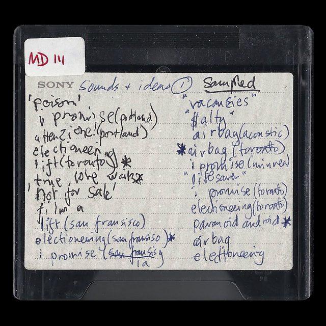 Radiohead Put 'OK Computer' Leak On Bandcamp: Listen - Stereogum