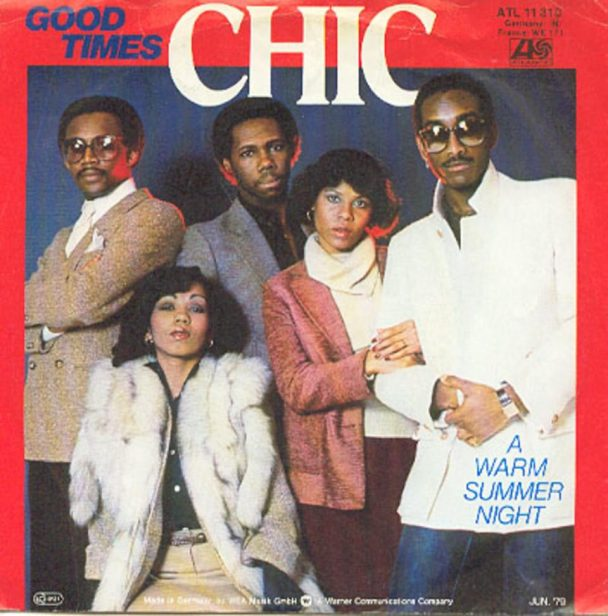 "Chic's ""Good Times"" Is 40: A Timeline"