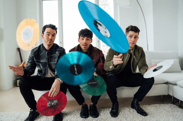 Jonas Brothers Selling Vinyl Subscription Service For 599