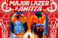 "Major Lazer – ""Make It Hot"" (Feat. Anitta)"