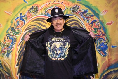 Carlos Santana Reflects On 50 Years Of Making Music And His New Africa Speaks
