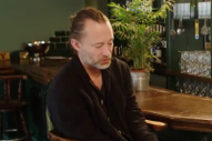 Watch Thom Yorke Talk New Album <em>ANIMA</em> In Zane Lowe Interview