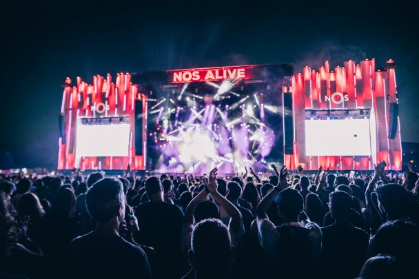 NOS Alive 2019 Review: The Cure, Smashing Pumpkins, & More