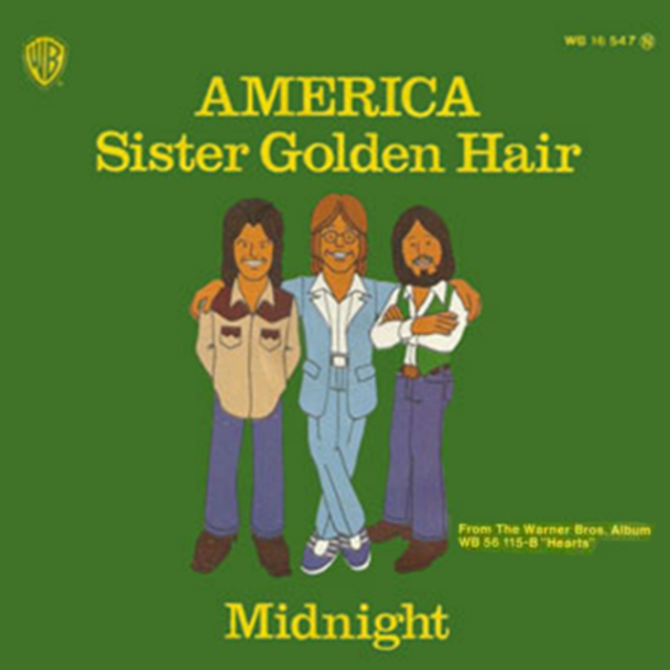 "The Number Ones: America's ""Sister Golden Hair"""