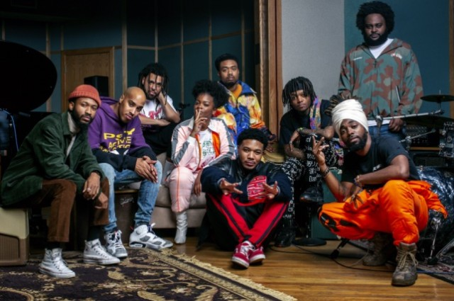 J  Cole & Dreamville Rap Camp: 'Revenge Of The Dreamers III