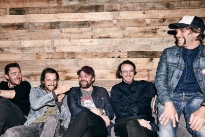 Grant Hutchison On The Frightened Rabbit Tribute Compilation Tiny Changes