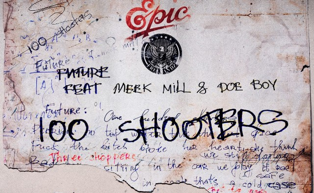 "Future – ""100 Shooters"" (Feat  Meek Mill & Doe Boy) - Stereogum"
