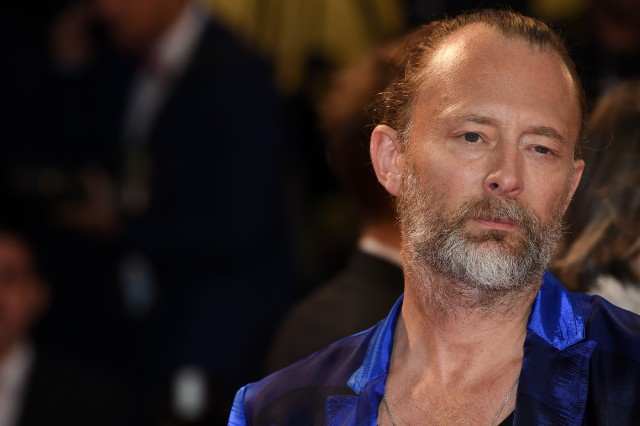 Thom Yorke  at 75th Venice Film Festival