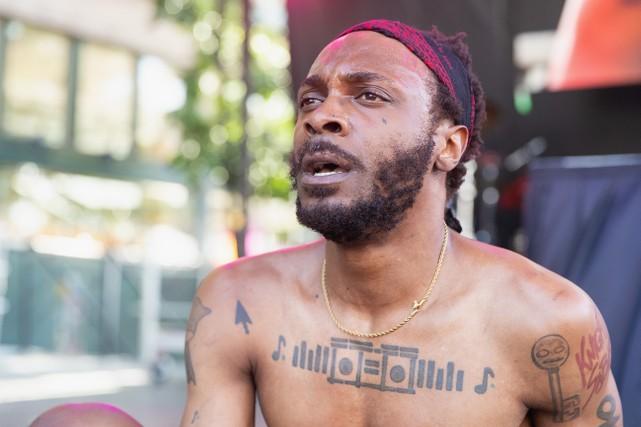 JPEGMAFIA Interview: Pitchfork Music Festival 2019 - Stereogum