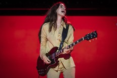 Haim Covered Paula Cole (Twice) And Proved Their Headliner Bona Fides At Pitchfork Music Festival