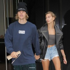 Hailey Bieber Claps Back At Maynard James Keenan