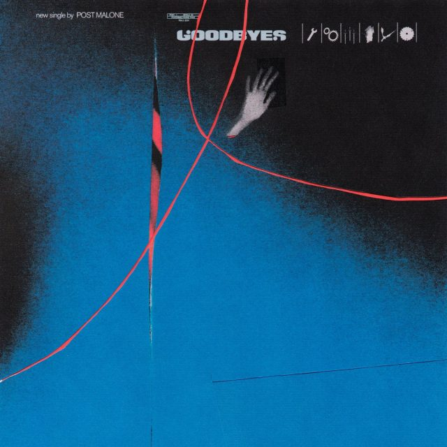 """Post Malone Album Cover: Post Malone & Young Thug Share New Song """"Goodbyes"""": Listen"""