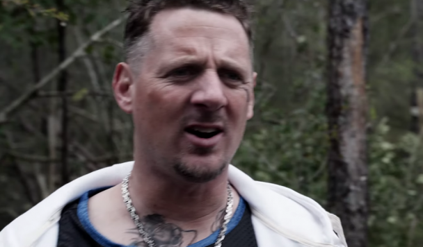 See Hollywood's Hottest New Star Sturgill Simpson In The Trailer For Horror Movie The Hunt