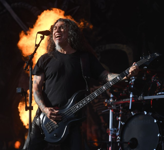 Slayer Line Up Final Leg Of Farewell Tour