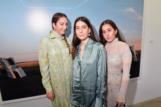 Acne Studios Hosts Exhibition - Cocktail