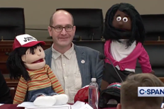 Capitol Hill Panelist Uses Puppets To Explain Music Modernization Act