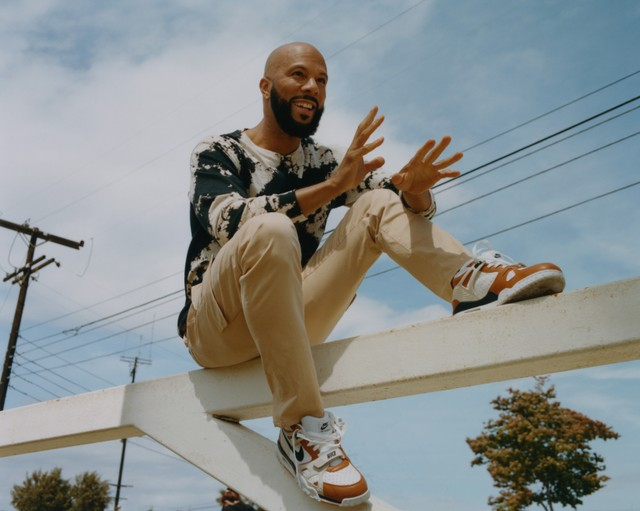 Common Interview: Kanye, 'John Wick,' 'Hell On Wheels,' 'Let