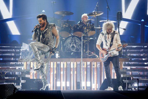I Am The Champion Of Queen + Adam Lambert