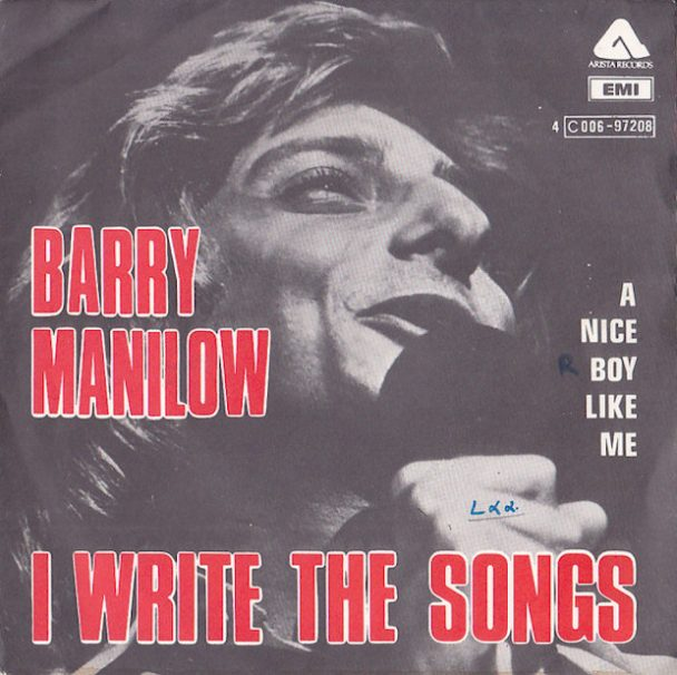 """The Number Ones: Barry Manilow's """"I Write The Songs"""""""