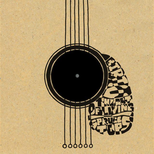 "Bibio - ""The Art Of Living"" b/w ""Spruce Tops"""