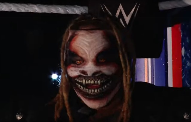 WWE Star Bray Wyatt Enters To New Code Orange Theme Music At