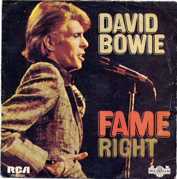 """The Number Ones: David Bowie's """"Fame"""""""
