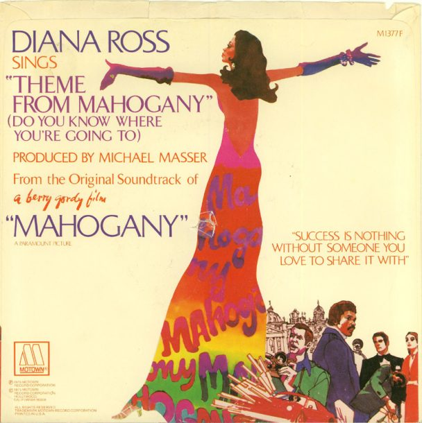 "The Number Ones: Diana Ross' ""Theme From Mahogany (Do You Know Where You're Going To)"""