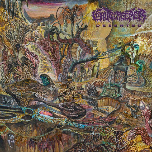 Gatecreeper-Deserted