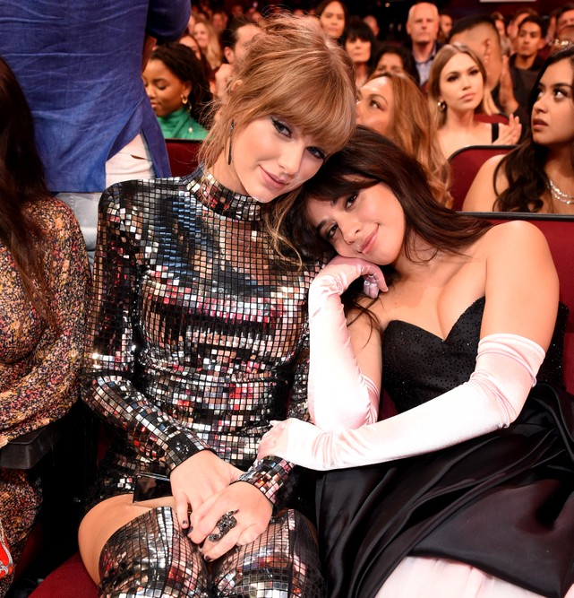 Taylor Swift & Camila Cabello