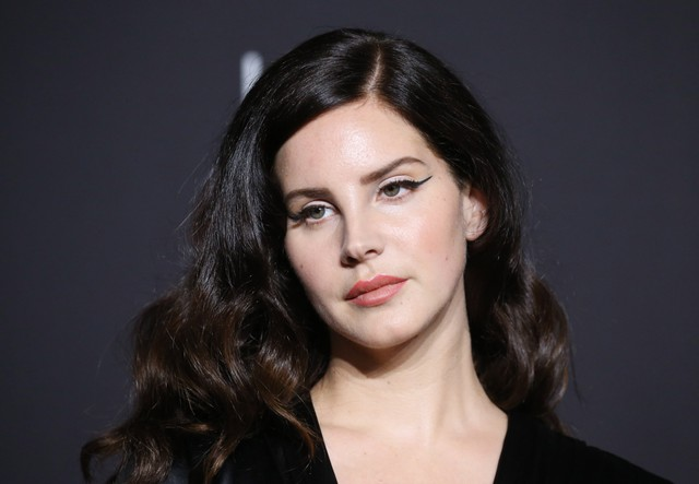 Lana Del Rey teases songs inspired by U.S. shootings