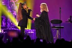 Ariana Grande & Barbra Streisand
