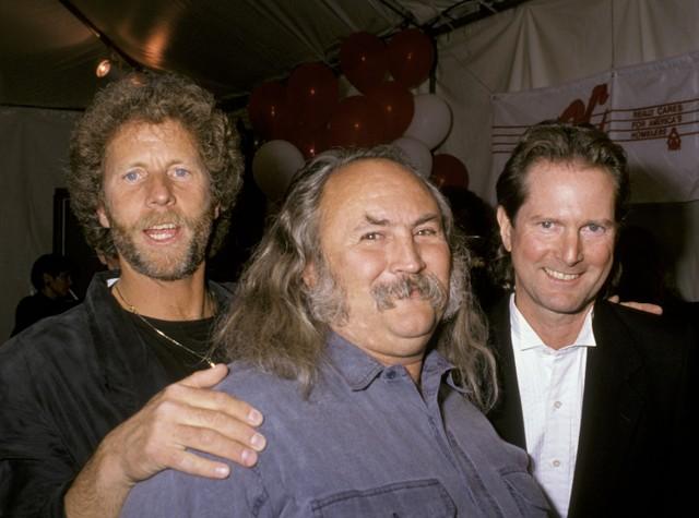 Chris Hillman, David Crosby, Roger McGuinn
