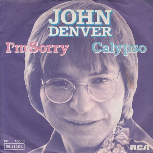 "The Number Ones: John Denver's ""I'm Sorry"""