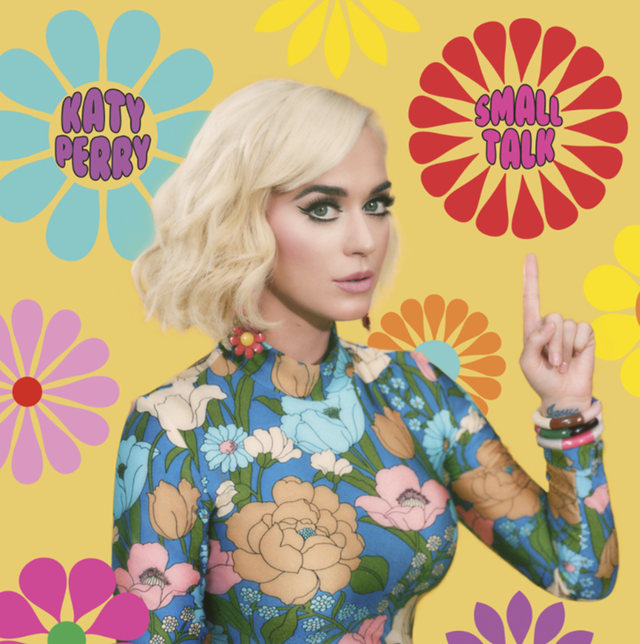 Katy Perry Debuts New Song 'Small Talk'