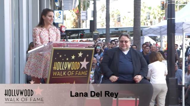 Lana Del Rey & Guillermo del Toro