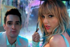 Brendon Urie & Taylor Swift