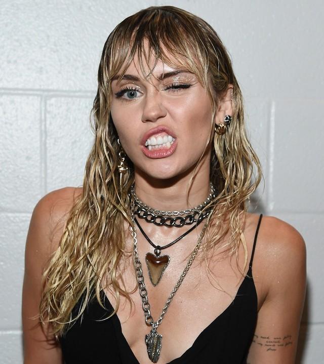 Miley Cyrus Got A Pixies Tattoo Stereogum