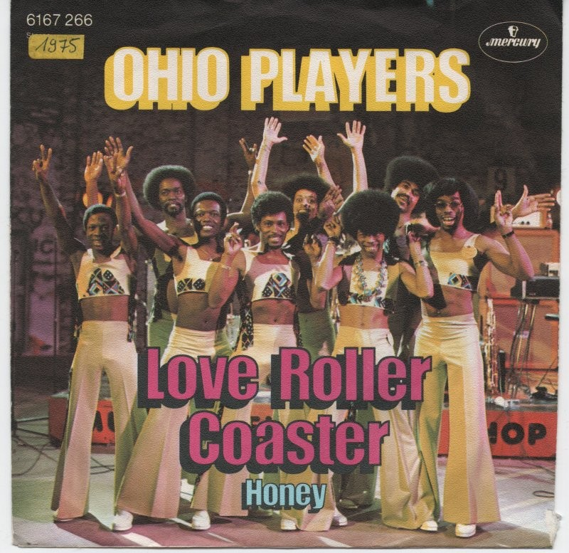 "The Number Ones: Ohio Players' ""Love Rollercoaster"" - Stereogum"