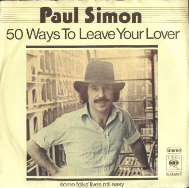 """The Number Ones: Paul Simon's """"50 Ways To Leave Your Lover"""""""