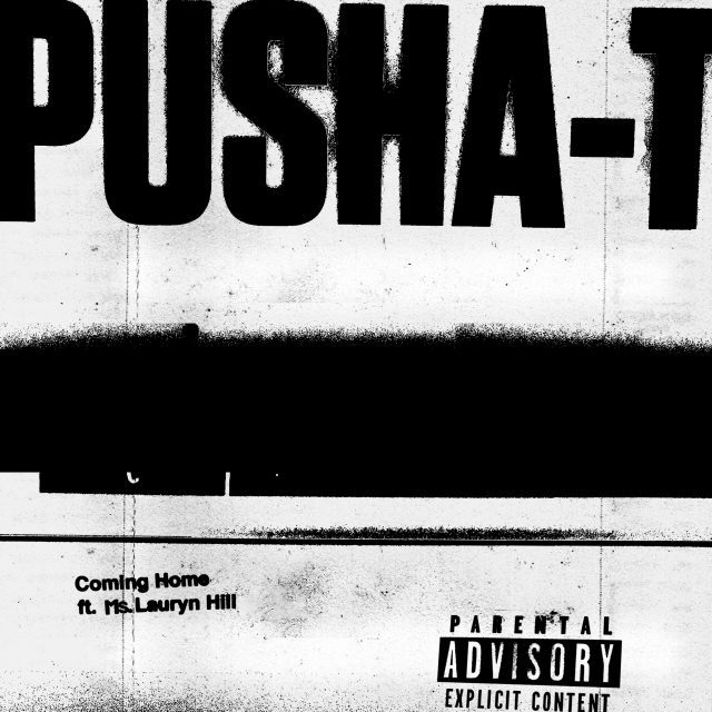 Pusha-T Shares New Single 'Coming Home' Feat. Lauryn Hill