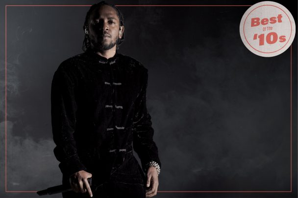 Artist Of The Decade: Kendrick Lamar