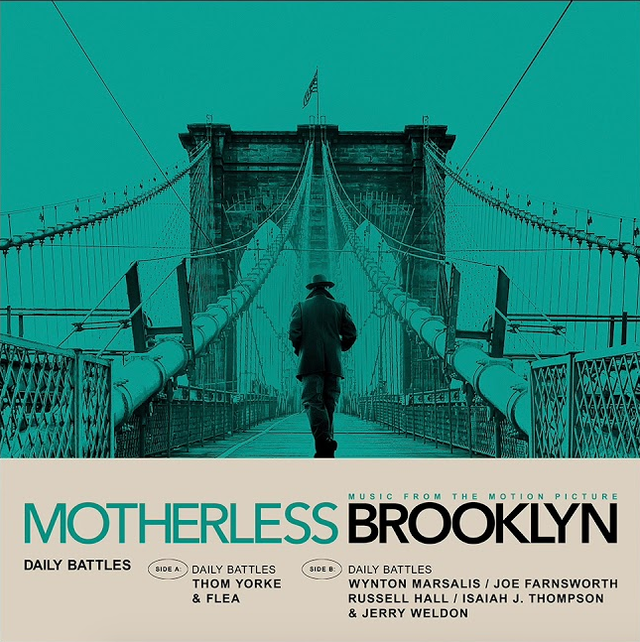 Official Trailer for 'Motherless Brooklyn' Directed by Edward Norton