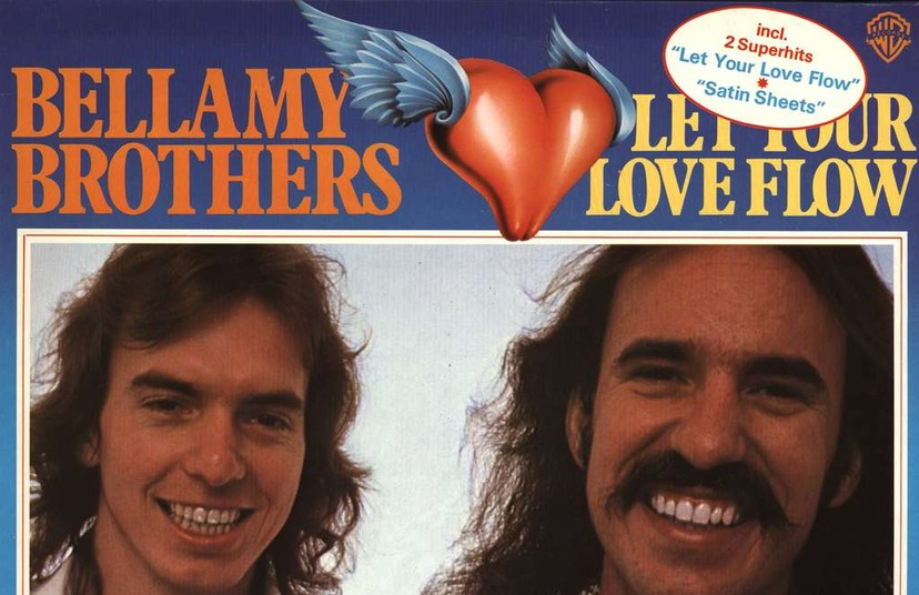 The Number Ones The Bellamy Brothers Let Your Love Flow