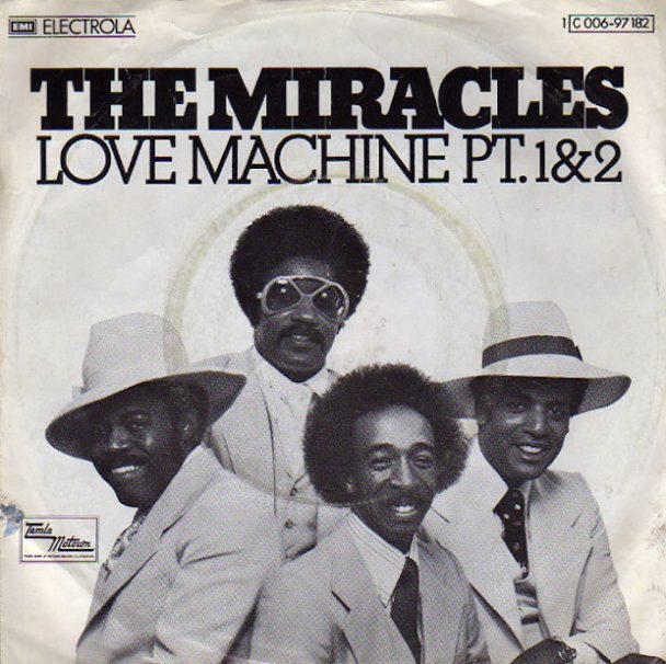 "The Number Ones: The Miracles' ""Love Machine (Part 1)"""