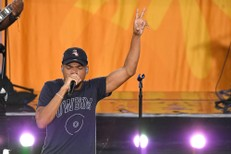 Chance The Rapper Performs On ABC's
