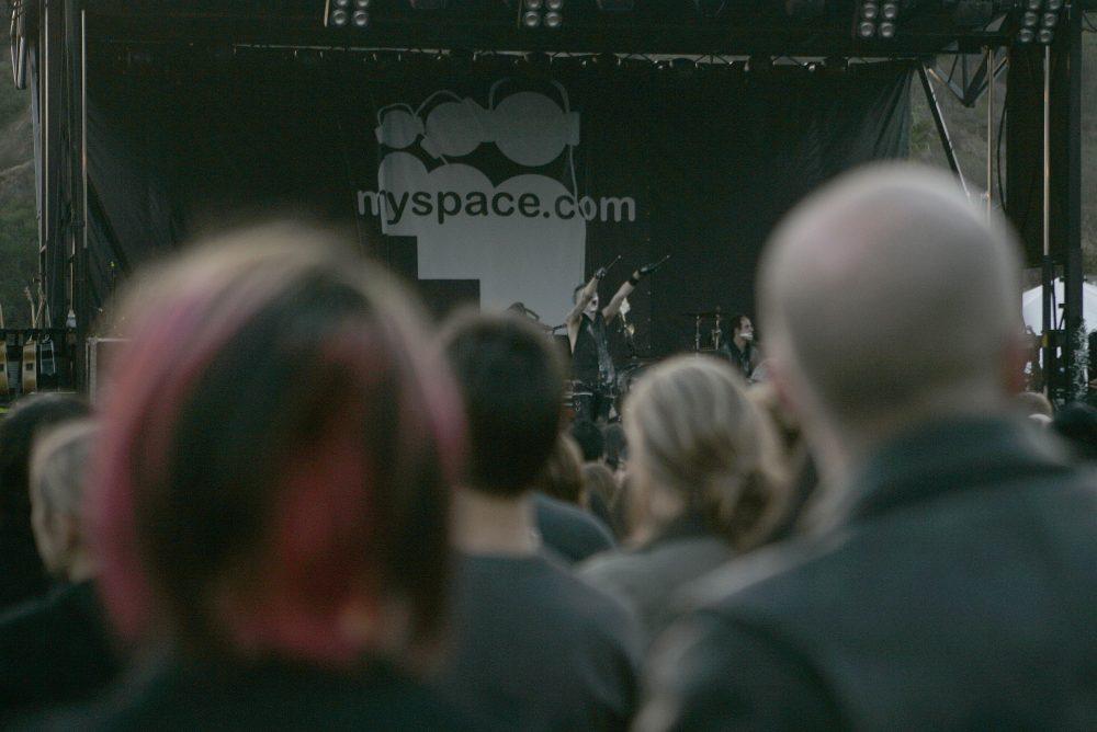 MySpace.com 2nd Anniversary Concert