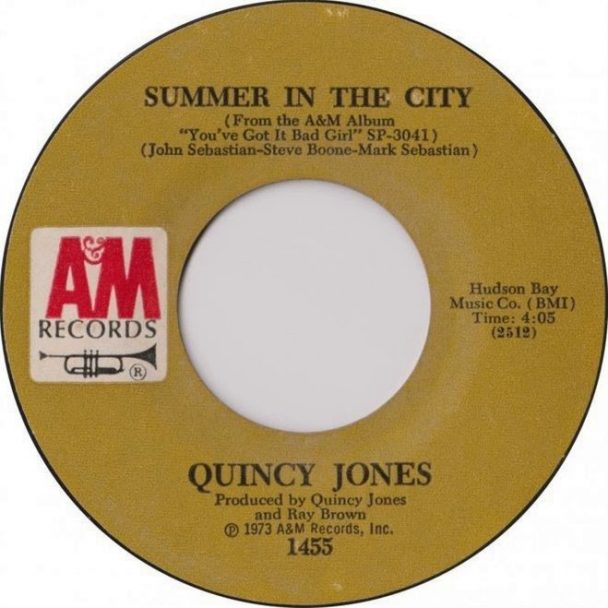 """Breaks With Tradition: """"Summer In The City"""""""